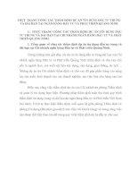 THỰC TRẠNG CÔNG TÁC THẨM ĐỊNH DỰ ÁN TÍN DỤNG ĐẦU TƯ TRUNG VÀ DÀI HẠN TẠI NGÂN HÀNG ĐẦU TƯ VÀ PHÁT TRIỂN QUẢNG NINH