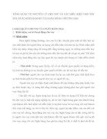 TỔNG QUAN VỀ NGUYÊN LÝ CHO VAY VÀ CÁC ĐIỀU KIỆN CHO VAY SẢN XUẤT KINH DOANH CỦA NGÂN HÀNG THƯƠNG MẠI