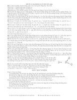 Dạy thêm 3 định luật Niu ton (tiếp)