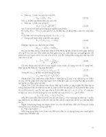 Bài giảng kỹ thuật điện tử và tin học P2