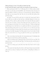 Những nội dung cơ bản về sản phẩm An Sinh Giáo Dục