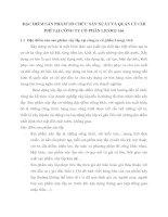 ĐẶC ĐIỂM SẢN PHẨM TỔ CHỨC SẢN XUẤT VÀ QUẢN LÝ CHI PHÍ TẠI CÔNG TY CỔ PHẦN LICOGI 166