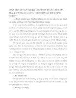HOÀN HIỆN KẾ TOÁN TẬP HỢP CHI PHÍ SẢN XUẤT VÀ TÍNH GIÁ THÀNH SẢN PHẨM TẠI CÔNG TY CỔ PHẦN XÂY DỰNG CÔNG NGHIỆP