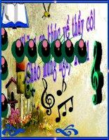 Những ca khúc về thầy cô chào mừng ngày nhà giáo Việt Nam