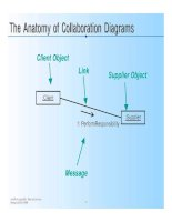 The Anatomy of Collaboration Diagrams
