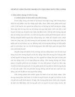 CƠ SỞ LÝ LUẬN CỦA VIỆC NGHIÊN CỨU CÁC HÌNH THỨC TIỀN LƯƠNG