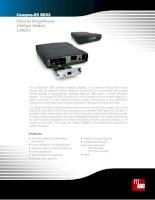 Ethernet Bridge/Router Interface Module CAREX2