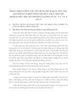 HOÀN THIỆN CÔNG TÁC XÂY DỰNG KẾ HOẠCH TIÊU THỤ SẢN PHẨM VÀ BIỆN PHÁP TỔ CHỨC THỰC HIỆN KẾ HOẠCH TIÊU THỤ SẢN PHẨM CỦA CÔNG TY XL   VT   VT  S  ĐÀ 12