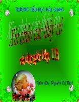 Bài 34 : Phép trừ trong phạm vi 3