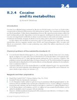 Drugs and Poisons in Humans - A Handbook of Practical Analysis (Part 22)