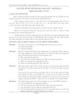 Các chuyên đề BDHSG Hoá 9 (Đầy đủ các dạng BT)