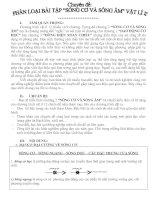 Chuyên đề (SKKN) Phân loại và giải bài tập vật lí 12- chưong 2