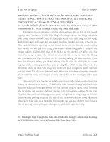 PHƯƠNG HƯỚNG VÀ GIẢI PHÁP HOÀN THIỆN KIỂM TOÁN CHU TRÌNH TIỀN LƯƠNG VÀ NHÂN VIÊN DO CÔNG TY TNHH KIỂM TOÁN ERNST
