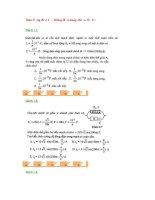 Trắc nghiệm dao động điện từ - dòng điện xoay chiều (Đề 5)
