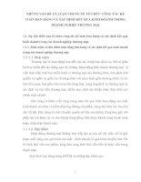 NHỮNG VẤN ĐỀ LÝ LUẬN CHUNG VỀ TỔ CHỨC CÔNG TÁC KẾ TOÁN BÁN HÀNG VÀ XÁC ĐỊNH KẾT QUẢ KINH DOANH TRONG DOANH NGHIỆP THƯƠNG MẠI