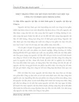 THỰC TRẠNG CÔNG TÁC KẾ TOÁN NGUYÊN VẬT LIỆU TẠI CÔNG TY CỔ PHẦN GIẦY THĂNG LONG