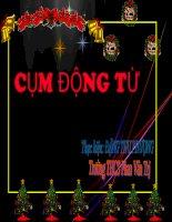 CUM DONG TU