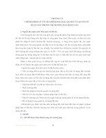 CHẾ ĐỘ PHÁP LÝ VỀ TÀI CHÍNH ĐẤT ĐAI, GIÁ ĐẤT VÀ QUYẾN SỬ DỤNG ĐẤT TRONG THỊ TRƯỜNG BẤT ĐỘNG SẢN