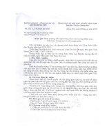 Số: 273/LT - PGDĐT&CDGD ngày 09/11/2010 v/v hướng dẫn tổ chức kỷ niệm ngày Nhà giáo Việt Nam 20/11