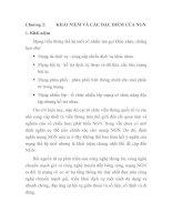 tổng quan về các giao thức báo hiệu và điều khiển, chương 2