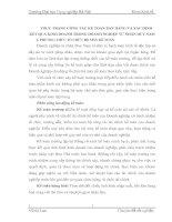 THỰC TRẠNG CÔNG TÁC KẾ TOÁN BÁN HÀNG VÀ XÁC ĐỊNH KẾT QUẢ KINH DOANH TRONG DOANH NGHIỆP TƯ NHÂN DUY NAM