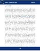 Tài liệu CSS tiếng việt căn bản - Lời mở đầu