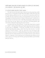 GIỚI THIỆU SƠ LƯỢC VỀ HOẠT ĐỘNG CỦA CÔNG TY CHO THUÊ TÀI CHÍNH II
