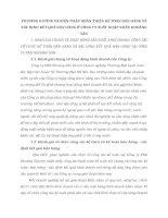 PHƯƠNG HƯỚNG VÀ BIỆN PHÁP HOÀN THIỆN KẾ TOÁN BÁN HÀNG VÀ XÁC ĐỊNH KẾT QUẢ BÁN HÀNG Ở CÔNG TY XUẤT NHẬP KHẨU KHOÁNG SẢN