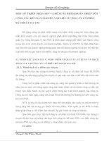 MỘT SỐ Ý KIẾN NHẬN XÉT VÀ ĐỀ XUẤT NHẰM HOÀN THIỆN TỐT CÔNG TÁC KẾ TOÁN NGUYÊN VẬT LIỆU Ở CÔNG  TY CỔ PHẦN KỸ THUẬT ELCOM