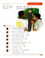 Lesson 5_Speak Mandarin in Five Hundred Words English version