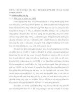 NHỮNG VẤN ĐỀ CƠ BẢN CỦA HOẠT ĐỘNG BẢO LÃNH ĐỐI VỚI CÁC DOANH NGHIỆP XÂY LẮP