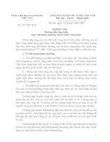 02/TTr-TLĐ Hướng dẫn Quy chế khen thưởng công đoàn