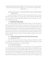 MỘT SỐ KIẾN NGHỊ NHẰM HOÀN THIỆN CÔNG TÁC KẾ TOÁN TIỀN LƯƠNG VÀ CÁC KHOẢN TRÍCH THEO LƯƠNG TẠI CÔNG TY TƯ VẤN XÂY DỰNG VÀ PHÁT TRIỂN NÔNG THÔN