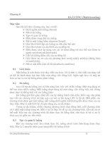 Chương 8 ĐA LUỒNG (Multithreading)