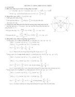 PP giải bài tập điện xoay chiều