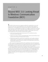 Beyond WSE 3.0 - Looking Ahead to Windows Communication Foundation (WCF)