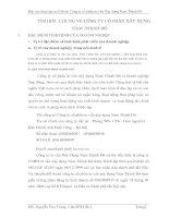 TÌM HIỂU CHUNG VỀ CÔNG TY CỔ PHẦN XÂY DỰNG NAM THÀNH ĐÔ