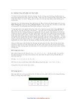 Thuật toán và giải thuật - Hoàng Kiếm Part 7