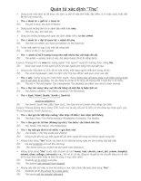 Articles- Class 12