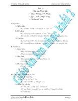 Giáo Án Âm Nhạc Lớp 2 - Tiết 15