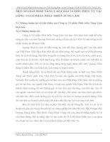 MỘT SỐ GIẢI PHÁP NÂNG CAO CHẤT LƯỢNG PHỤC VỤ TẠI CÔNG TY CỔ PHẦN PHÁT TRIỂN TÙNG LÂM