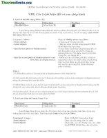 Giáo trình autocad 2007 - Các lệnh biến đổi và sao chép hình
