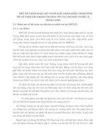 8084MỘT SỐ Ý KIẾN NHẬN XÉT VÀ ĐỀ XUẤT NHẰM HOÀN THIỆN CÔNG TÁC KẾ TOÁN CÁC KHOẢN NỢ PHẢI TRẢ TẠI NHÀ MÁY THUỐC LÁ THĂNG LONG