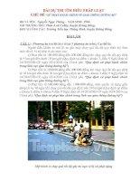 tìm hiểu mức xử phạt hành chính trong luật giao tông đường bộ năm 2008