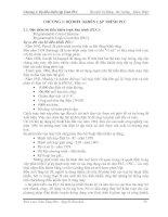 Chương 2: Bộ điều khiển lập trình PLC