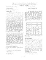 042_Tìm hiểu một số phương pháp phân tích trang tài liệu