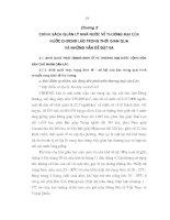 CHÍNH SÁCH QUẢN LÝ NHÀ NƯỚC VỀ THƯƠNG MẠI CỦA NƯỚC CHDCND LÀO TRONG THỜI GIAN QUA VÀ NHỮNG VẤN ĐỀ ĐẶT RA