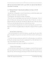 MỘT SỐ GIẢI PHÁP NHẰM NÂNG CAO CÔNG TÁC QUẢN TRỊ NHÂN SỰ TẠI CÔNG TY SACOM