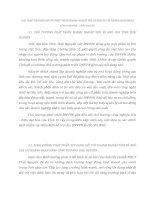 GIẢI PHÁP TÍN DỤNG ĐỐI VỚI PHÁT TRIỂN DOANH  NGHIỆP VỪA VÀ NHỎ TẠI CHI NHÁNH NGÂN HÀNG CÔNG THƯƠNG   THÁI NGUYÊN