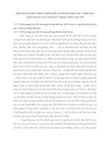 MỘT SỐ GIẢI PHÁP TĂNG CƯỜNG ĐẦU TƯ NHẰM NÂNG CAO    NĂNG LỰC CẠNH TRANH CỦA VNDIRECT TRONG THỜI GIAN TỚI